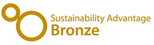 Sustainability logo_bronze